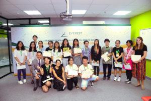 Everest Education organized E2 English Scholars Challenge on 2017