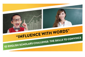 English competition Longer banner