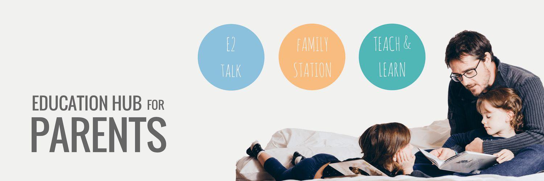 Education Hub for parents