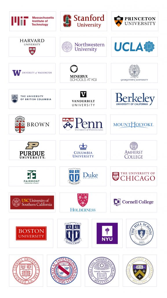 top colleges logo