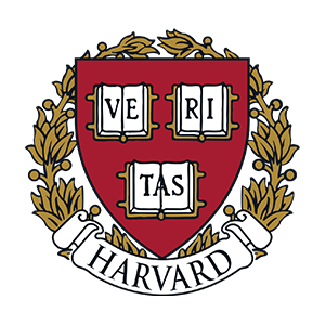 logo harvard circle